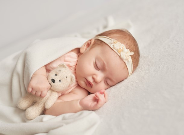 Hampshire marks a year of safer sleeping for babies to prevent sudden infant death